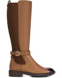 Salvatore Ferragamo Knee Length Boots