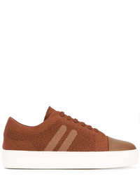 Neil Barrett Classic Low Top Sneakers