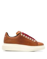 Alexander McQueen Oversized Low Top Sneakers