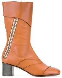 Chloé Lexie Mid Calf Boots