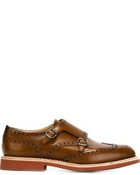 Perforated monk shoes medium 608943