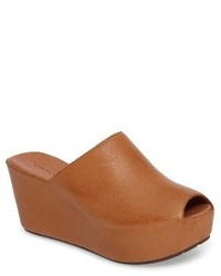 Willa platform wedge mule medium 4354129