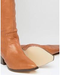 Aldo Deedee Western Leather Over The