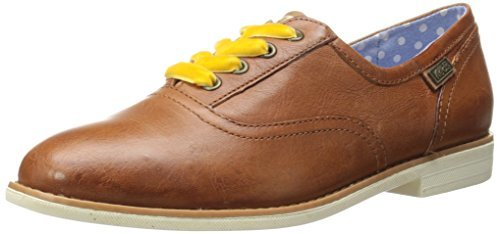 7f0cc8c321fad Bf Leather Tan Oxford. Tobacco Leather Oxford Shoes by Keds