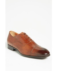 Santoni Salem Cap Toe Oxford