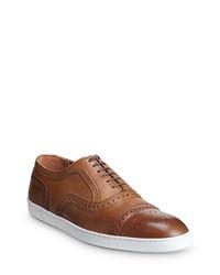 Allen Edmonds Strand Cap Toe Oxford Sneaker