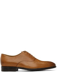 Ps By Paul Smith Tan Guy Oxfords