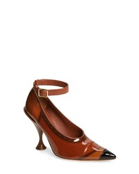 Burberry Brecon Pointed Toe Pump