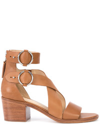 Rag & Bone Cross Strap Sandals
