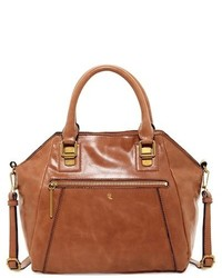 Elliott Lucca Faro Leather Satchel