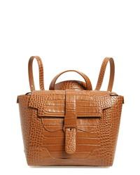 Senreve Midi Mstra Leather Satchel