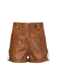 Pamela leather mini shorts medium 7586907