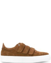 AMI Alexandre Mattiussi 3 Strap Sneakers