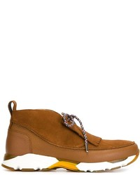 Carven Neo Derby Sneakers