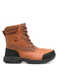 UGG Shearling Lined Hiking Boots