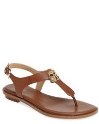 f9b34400e Women's Tobacco Sandals by MICHAEL Michael Kors | Women's Fashion ...