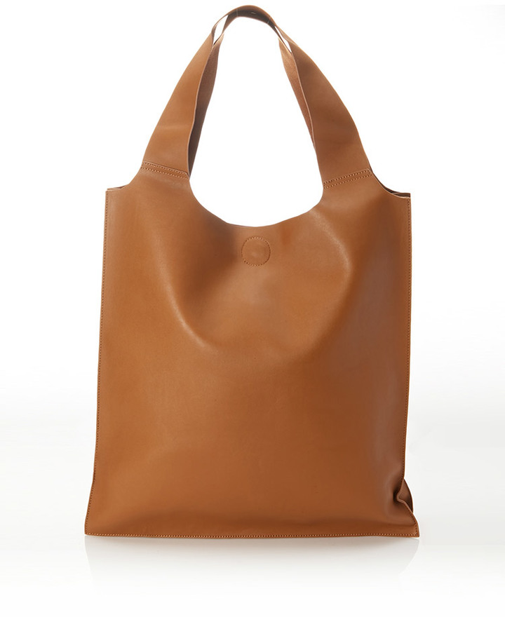 21men 21 Faux Leather Tote Bag | Where to buy & how to wear