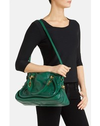 Chlo¨¦ Medium Paraty Leather Satchel | Where to buy \u0026amp; how to wear