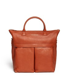 De la vie ohare ii leather shopper tote medium 162055