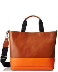 Jack Spade Dipped Leather Tote