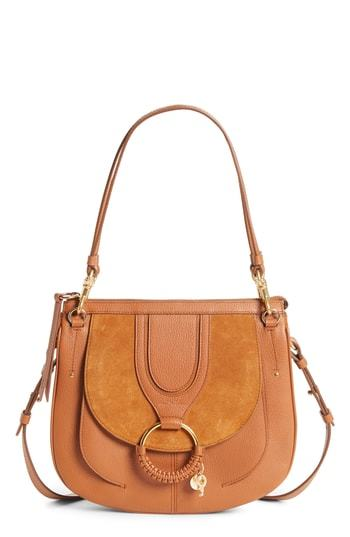 See by Chloe Hana Leather Hobo Bag