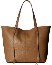 Rebecca Minkoff Medium Unlined Tote With Whipstitch Tote Handbags
