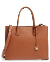 Michl michl kors large mercer tote brown medium 3752724