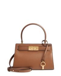 Tory Burch Mini Lee Radziwill Leather Bag