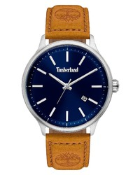 Timberland Allendale Leather Watch
