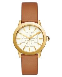 Tory Burch Gigi Leather Watch