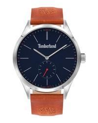 Timberland Lamprey Leather Watch