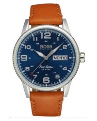 BOSS Pilot Watch