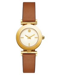 Tory Burch Sawyer Reversible Leather Watch