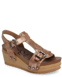 Caravan platform wedge sandal medium 4343055