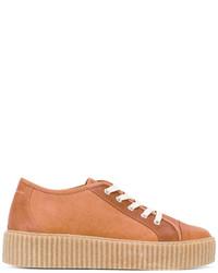 MM6 MAISON MARGIELA Wedge Heel Sneakers