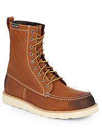 Eastland Danni Leather Moc Toe Boots