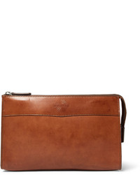 James Purdey Sons Leather Wash Bag