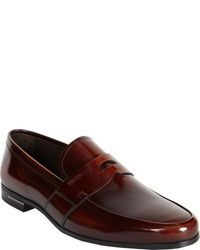 Tobacco Loafers
