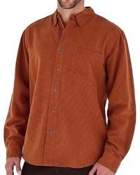 Royal Robbins Desert Pucker Upf Shirt Sand Washed Long Sleeve