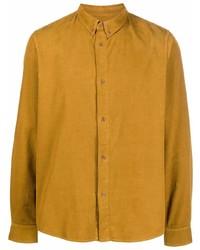 A.P.C. Plain Textured Shirt