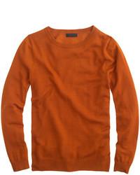 Italian featherweight cashmere long sleeve t shirt medium 522022