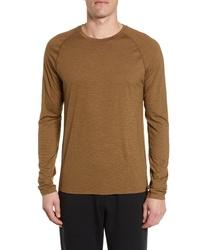 Smartwool Stripe Merino Blend T Shirt