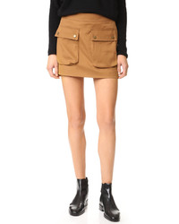 Patch pocket miniskirt medium 779390