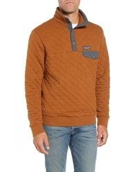 Patagonia Snap T Quilted Fleece Pullover