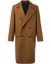 AMI Alexandre Mattiussi Double Breasted Oversize Coat