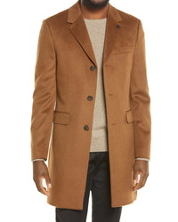 Ted Baker London Fjord Wool Cashmere Overcoat