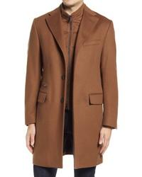 Corneliani Vicuna Wool Overcoat