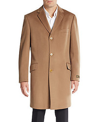 Saks Fifth Avenue Wool Cashmere Topcoat