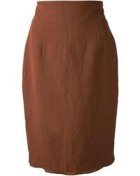 Byblos Vintage Pencil Skirt
