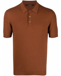 Tagliatore Embroidered Polo Shirt
